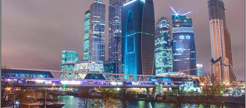 Mosca è calata di quasi il 20% a causa del Rublo
