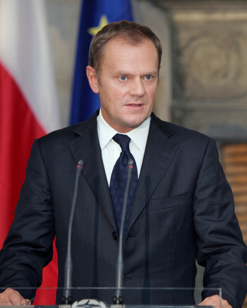 Presidente del Consiglio Europeo, Tusk