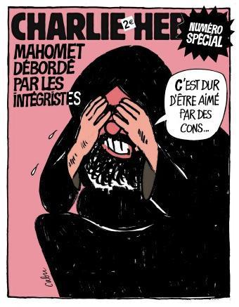 Vignetta Charlie Hebdo