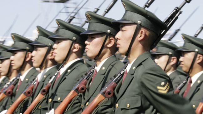 Esercito giapponese in spolvero nel 2014