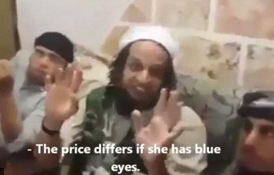 Pedofilo ISIS