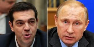 Tsipras e Putin hanno avuto punti in contatto