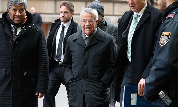 Al-Naimi, ministro del Petrolio dell'Arabia Saudita
