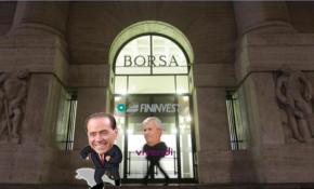 Berlusconi Bolloré Mediaset Vivendi